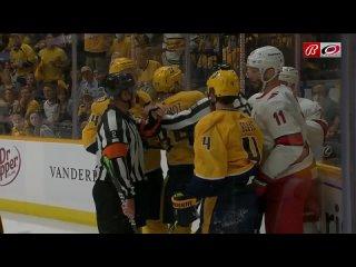 Stanley Cup Playoffs 2021 WD, Round 1,Game 3 Carolina Hurricanes-Nashville Predators