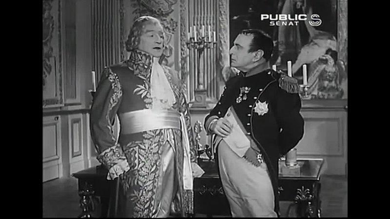Хромой дьявол Хромой бес Le diable boiteux 1948 режиссер Саша Гитри