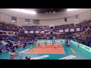 сборник видео с финала чемпионата России по волейболу / Динамо 3:1 Зенит