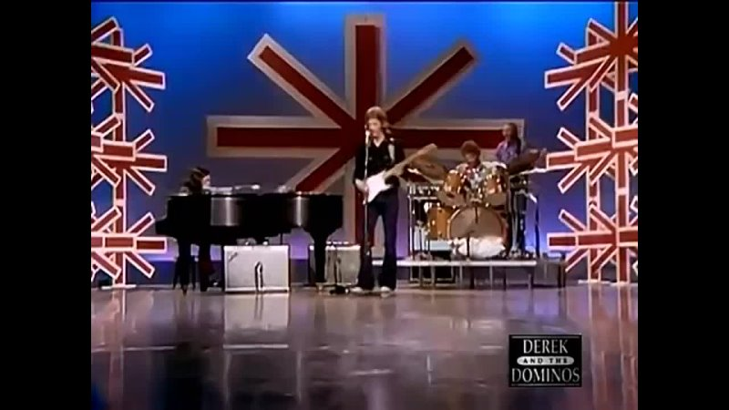 Derek and the Dominos Live 1970 feat Eric Clapton