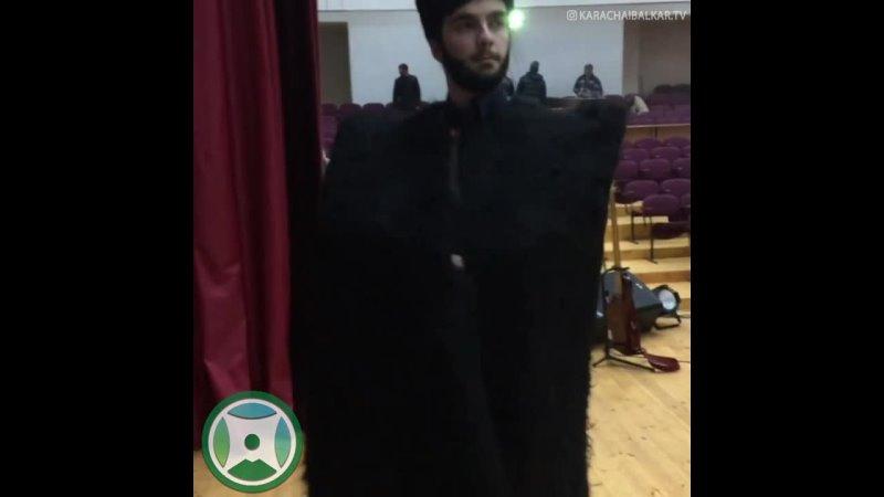 Кавказская матрешка KARACHAI BALKAR TV