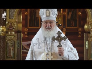 Проповедь Святейшего Патриарха Кирилла в Лазареву субботу