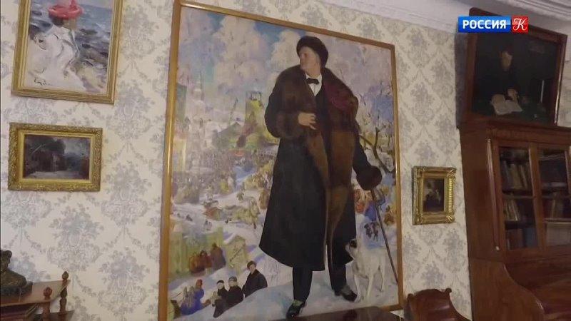 Квартира музей Ф И Шаляпина в Санкт Петербурге Абсолютный слух ТК Культура 2021