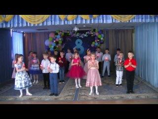 Праздник 8 марта в детском саду 2021