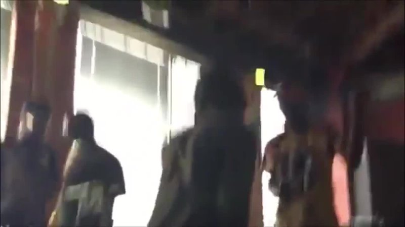 XXXTENTACION Ski Mask FUXK Performance