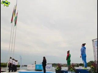 Українка Людмила Лузан - чемпіонка Європи 2021 з веслування! #Українка #Лузан #Україна #перемога #спорт #золото #Спорт_UA