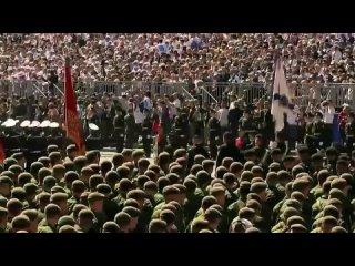 Служить России Режевкой район село Липовское_Добры молодцы_Видео