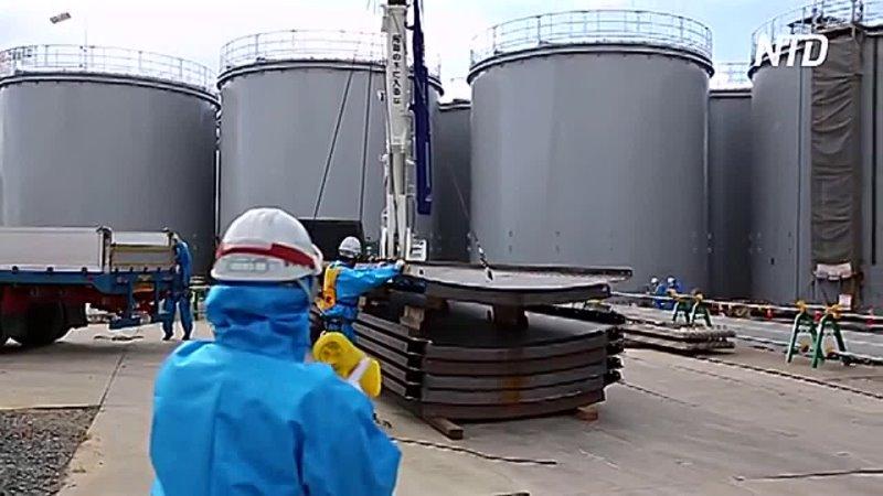 Япония планирует сбросить в океан 1 25 млн тонн воды с Фукусимы 1