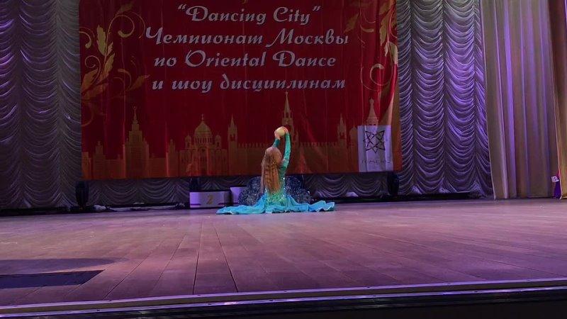 🔥ХИРОВА ЕЛЕНА СВТ АМИРА 🔥ШОУ РУСАЛКА Чемпионат Москвы DANCING CITY 21 03 2021 💥