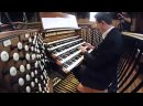 J. S. Bach - Toccata in D minor John Sherer/Fourth Presbyterian Church in Chicago