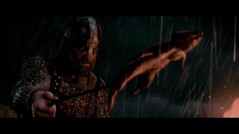 Беовульф и воины гёты прибывают в земли Хротгара Беовульф 2007 Beowulf