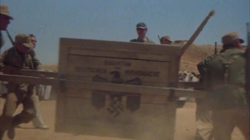 Индиана Джонс В поисках утраченного ковчега 1981 русский трейлер фильма