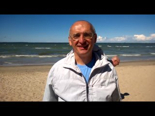 О важности контакта с природой и спорта Олег Торсунов (Таллин, Эстония