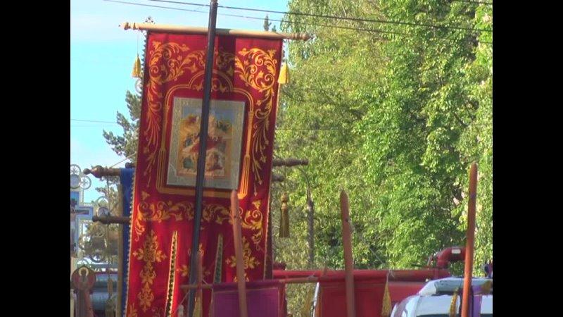 1 июня в Ржев прибыл 22 ВОЛЖСКИЙ КРЕСТНЫЙ ХОД