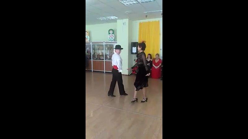Шимми Солисты Андрей Сарычев и Наталья Станолевич