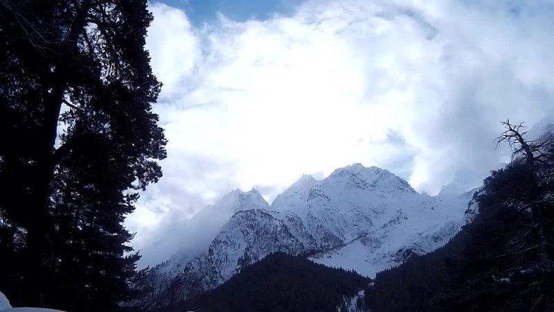 Джан- туган зима 2019