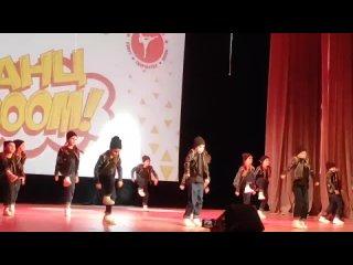 """Выступление на Фестивале """"ТанцыBoom""""!"""