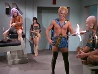 Космические Хиппи из серии Star Trek TOS [S 03 Ep. 20] The Way To Eden