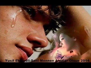 _azeri music_ Ayriliq mahnisi Seni mennen alanlar ölsün