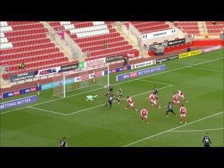 Ротерхэм Юнайтед 1:2 Мидлсбро (расширенный видеообзор)