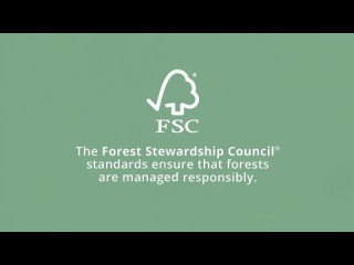 Что логотип FSC означает для лесов, людей и диких животных