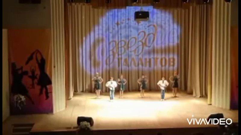 Порушка-параня исп. ср гр. танцевального коллектива Ассорти МУК ДК д.Пенкино