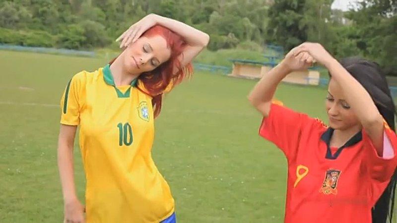 Спортивные девушки - Разминка