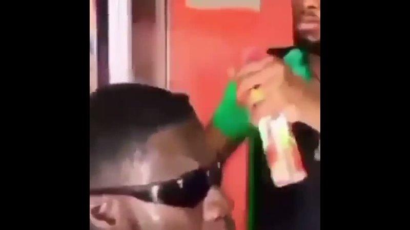 Sir Getting rid of that old yee yee ass haircut