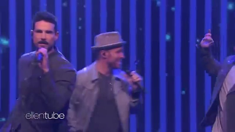 Backstreet Boys Light Up the Stage with Dont Go Breaking My Heart