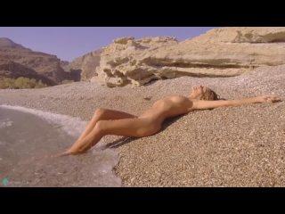 [Katya-Clover] Katya Clover -  Livari Beach. Crete Island