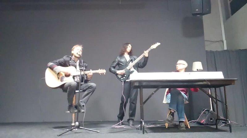 The Arhat Heart - Girl (Ночная репетиция)