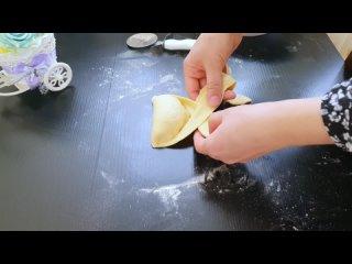 Перемешайте Яблоки с Сметаной.Необычно Оригинално и Очень Вкусно 😋