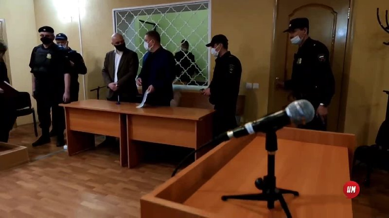 Ивана Гусарова арестовали на два месяца