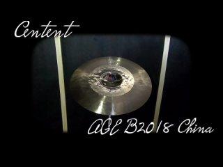 Centent cymbals - Age b20 18 China