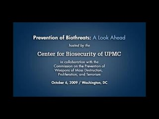 Biodefense _ Resilience to Dissuade _ Deter (Panel)(360P).mp4