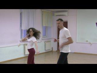 Сюжет о наших танцах на телеканале Ветта24
