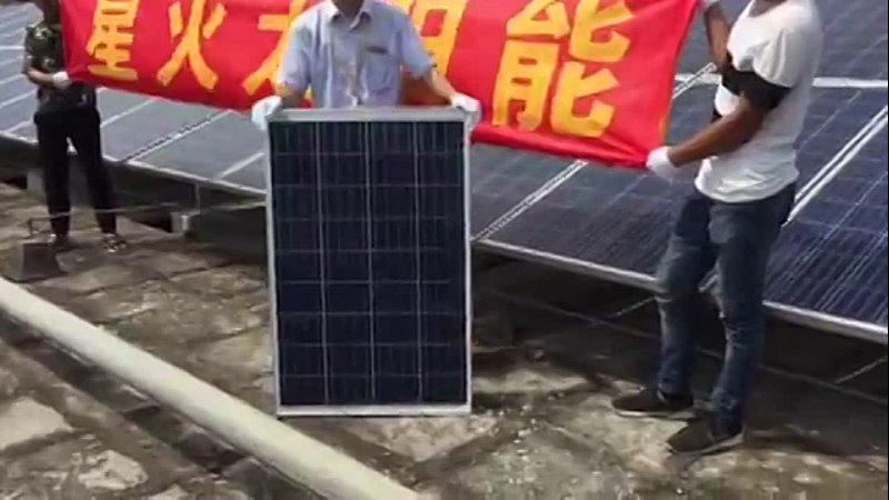 Солнечная панель 12 в 100 вт 4 шт солнечное зарядное устройство panneau solaire 400 вт солнечная домашняя система caravan car
