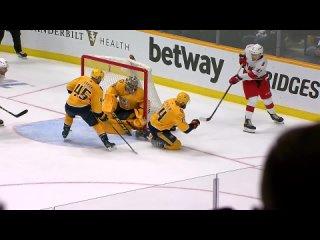 Stanley Cup Playoffs 2021,CD, Round 1, Game 4 Carolina Hurricanes-Nashville Predators