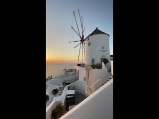 """Отель """"Charisma Suites"""" Oia, Греция."""