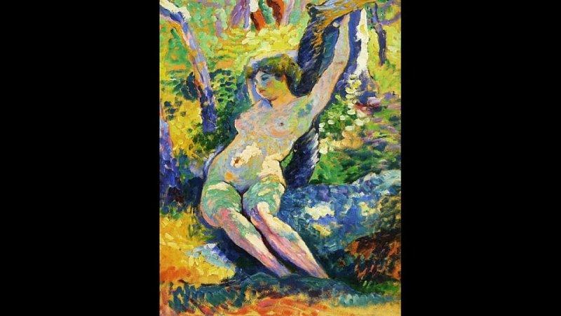 Французский художник Henri Edmond Cross vol.2