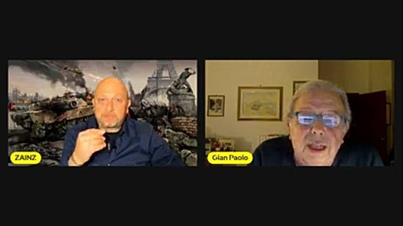 Risvegliamo le Coscienze...Intervista al professor Gian Paolo PucciarelliP.S. questo e da ascoltare tutto! La storia deve ess