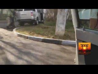 Задержание в Казани