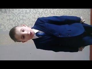 Оленичев Артём,  стих Наша армия родная, 2 А класс, МБОУ Школа коррекции иразвития VIII вида №44, г.Брянска