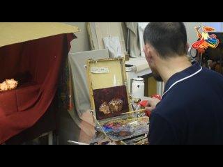 Мастер класс по живописи