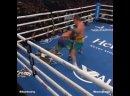 Успешные моменты Билли Джо Сондерса в бою против Сауля Альвареса