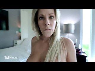 Nikki Brooks, Cory Chase - Сын увидел как мамка с подругой застряли под кроватью porn 18+ hd sex anal milf big tits big ass 720