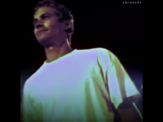 Brian O'Conner   Paul Walker    Fast and Furious edit