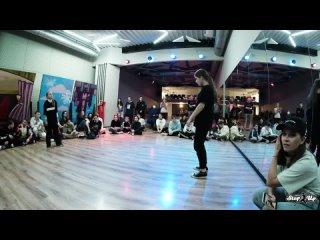 Hip-Hop Kids, Pro, 1/2, Лунегова Рита vs Алена Си