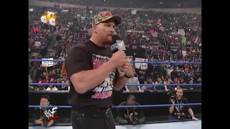 WWF SmackDown 07.12.00 HD
