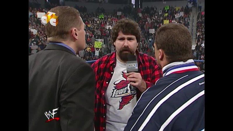 WWF SmackDown 14.12.00 HD